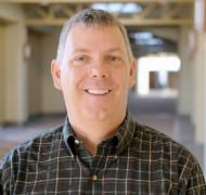 Derek Hughes, Middle Adults Pastor