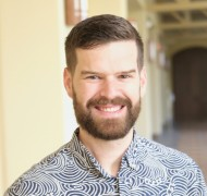 Caleb Carmichael, Pastor to Young Adults